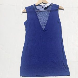 NWT American Eagle Royal Blue Dress
